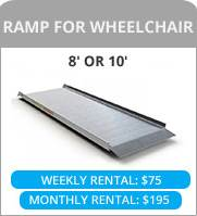 RAMP FOR WHEELCHAIR