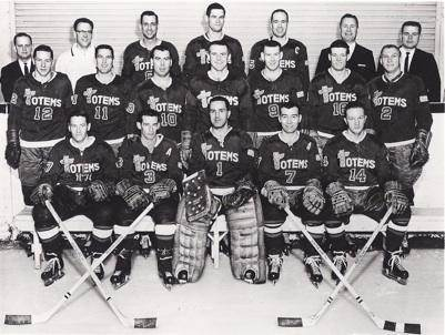 Seattle Totems 1962-63