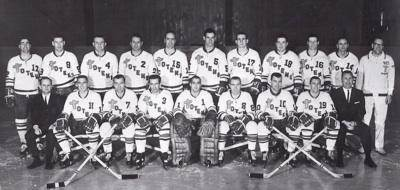 Seattle Totems 1963-64