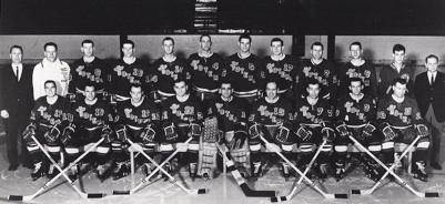 Seattle Totems 1964-65