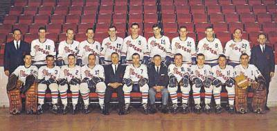Seattle Totems 1965-66