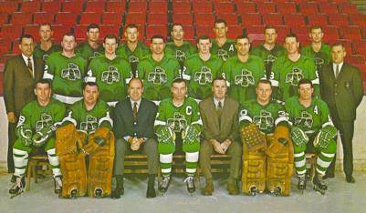 Seattle Totems 1968-69