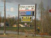 Fish Creek Sales