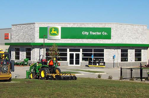 City Tractor Co.