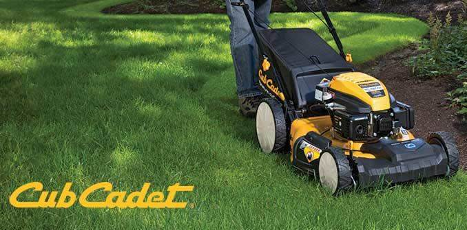 cub cadet walk behind mower in Elma, NY