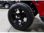 12 Inch Custom Gloss Street Wheel and Tire Pack