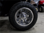 Custom 10 Inch Street Tire and Wheel Package
