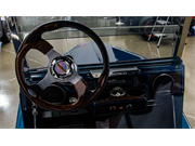 Steering Wheel and Dash