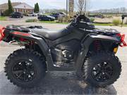 '19 Can-Am Outlander 650 XT Black-05