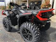 '19 Can-Am Outlander 650 XT Black-08