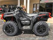 '19 Can-Am Outlander 650 XT Black-09
