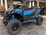 '19 Can-Am Maverick Sport XRC Blue-02