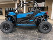 '19 Can-Am Maverick Sport XRC Blue-09