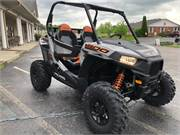 '19 Polaris RZR 900S Gray-04