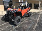 19 Can-Am Maverick Sport 1000 Red-2