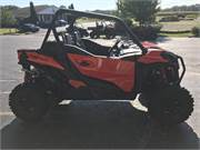 19 Can-Am Maverick Sport 1000 Red-5