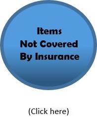 Items Not Covered