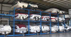 Boat Storage Dry Stacking