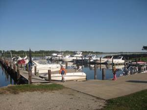 Boat Slips and Full Service Marina