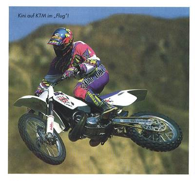 Kinigadner action air 1993