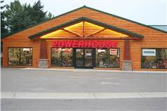 Powerhouse Outdoor Equipment store