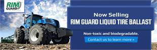 Now Selling Rim Guard Liquid Tire Ballast: Contact us to learn more.