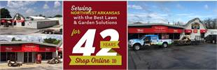 Straight's Lawn & Garden: Your Lawn & Garden Headquarters! Serving Northwest Arkansas for 42 years!