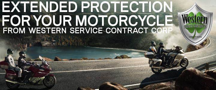 Protect your bike beyond the factory BMW warranty