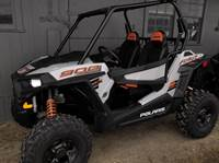 2019 Polaris Industries RZR® S 900 EPS - Ghost Gray