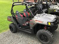 2019 Polaris Industries RZR® 570 EPS - Titanium Metallic