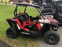 2019 Polaris Industries RZR® 900 EPS - Indy Red