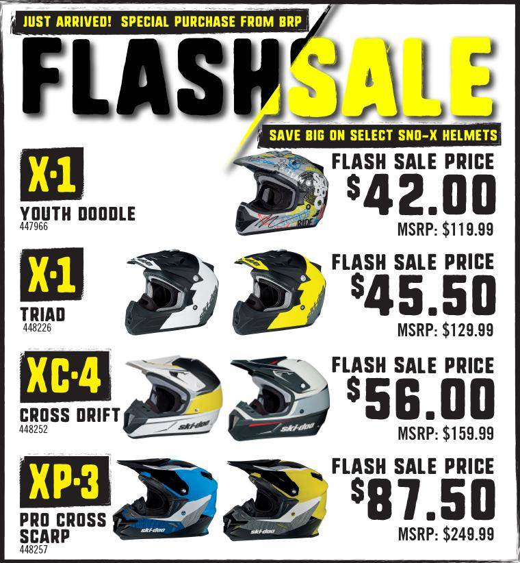 Flash Sale Events Page