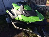 2016 Sea-Doo Spark 2up - Rotax 900 HO ACE