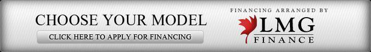 Choose your model. Click here to apply for financing. Financing arranged by LMG Finance.