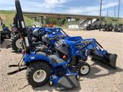 2019 New Holland Workmaster 25S LSM0W25SHK0012342