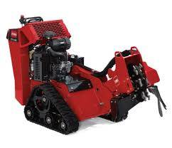 stump grinder large