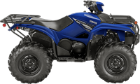 2020 Yamaha Kodiak 700 EPS (Steel Wheels)