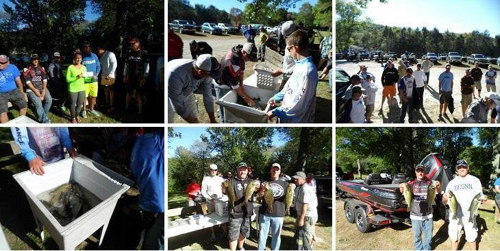 Fishing tournament pictures