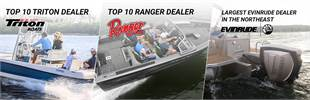 Thayer's Marine Inc.: The #10 Triton Dealer, #10 Ranger Dealer, and Largest Evinrude Dealer in the N