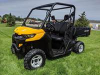 2016 Can-Am Defender DPS™ HD8