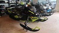2019 Ski-Doo **CUSTOM GREEN** Renegade Adrenaline 850 E-TEC Black
