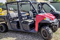 2014 Polaris Industries RANGER CREW 900