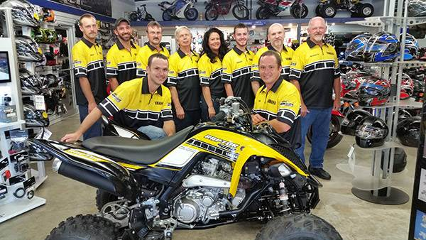 Yamaha of Harrison Staff