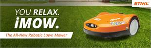STIHL iMow: The All-New Robotic Lawn Mower