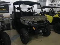 2019 Can-Am DEFENDER XT HD8 CAMO