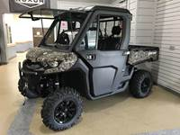 2019 Can-Am DEFENDER HD 10  XT CAMO