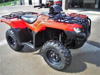 2016 Honda FOURTRAX 420 RANCHER 4X4