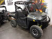 2019 Polaris Industries Ranger XP1000 Premium Magnetic Gray