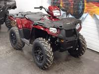 2019 Polaris Industries Sportsman 570 SP Crimson Metallic