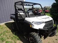 2019 Polaris Industries Ranger XP1000 EPS Premium White Pearl